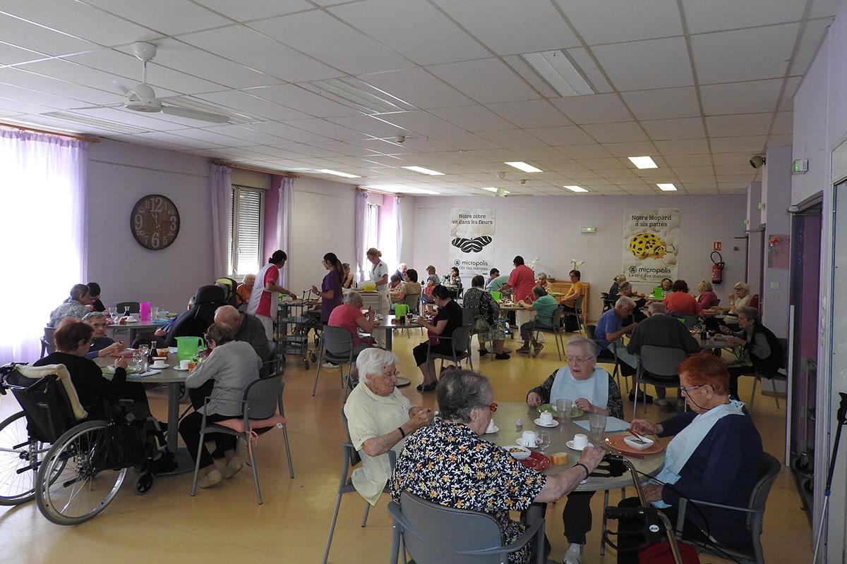 EHPAD Les Charmettes - Résidence SOLEA à Millau
