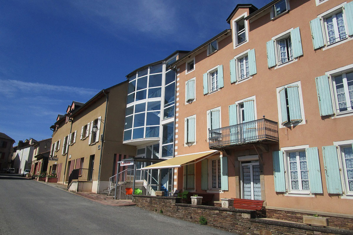 EHPAD Résidence Le Relays, maison de retraite SOLEA à Broquiès