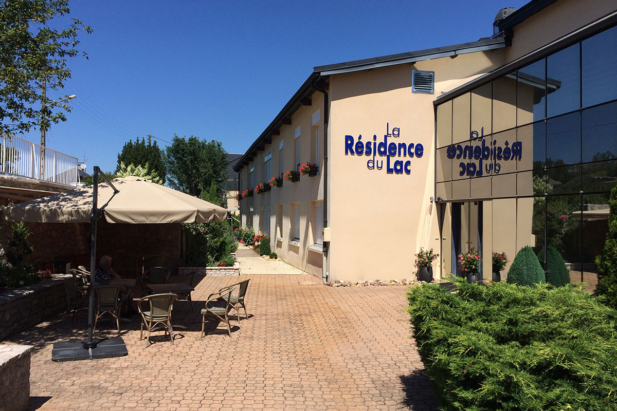 EHPAD La Residence du Lac, maison de retraite SOLEA à Pont de Salars
