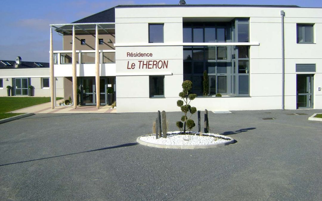 EHPA Le Theron – SALMIECH