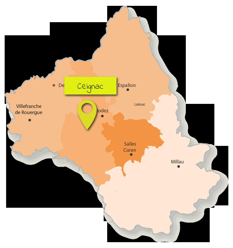 EHPAD Résidence Sainte Marthe, maison de retraite SOLEA à Ceignac