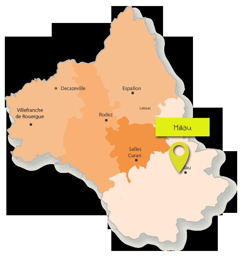 EHPAD Résidence Foyer Soleil, maison de retraite SOLEA à Millau